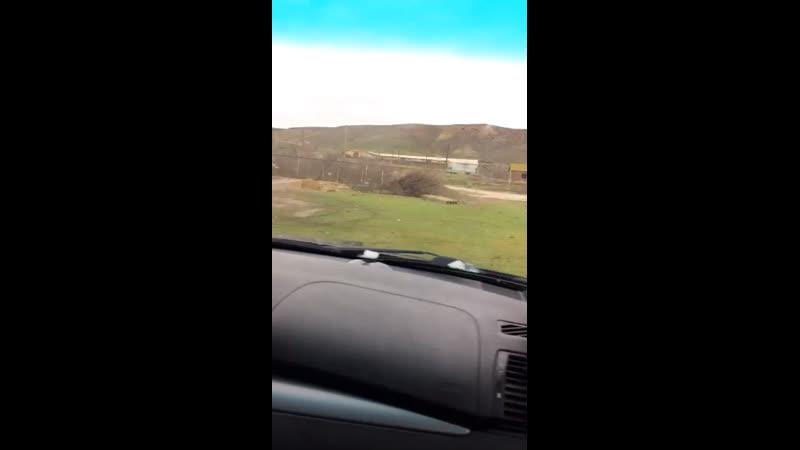 Кидаем боком на BMW X5m в селухе