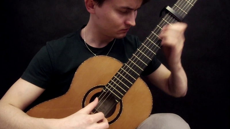 Gothic 3 - Vista Point (Guitar cover by Lukasz Kapuscinski)