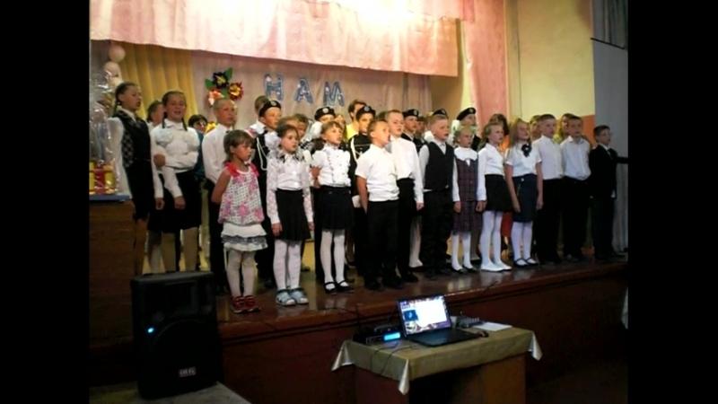 Гимн школы Н Койдокурская ОШ 29 06 18