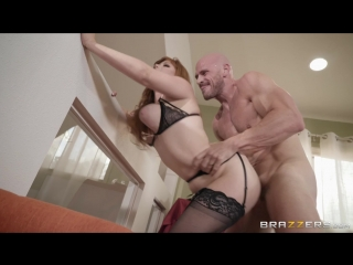 ] Penny Pax (Getting Smashed / ) [2018 г., Big Naturals Tits,Black Stockings,Blowjob (POV),Caucasian,Pierc