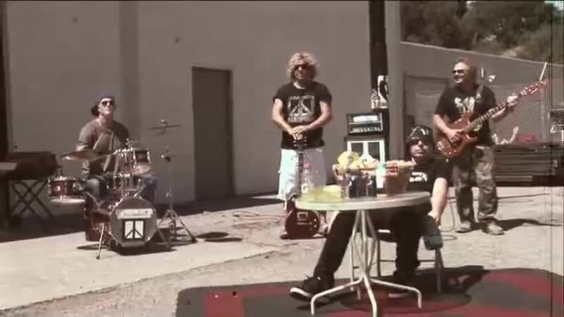 Chickenfoot Oh Yeah Music Video
