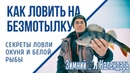 Как ловить на безмотылку. Зимний календарь рыболова