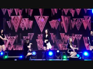 180622 Brave Girls - Rollin' @ KFN K-Force Special Show / Consolation Train