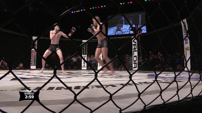 Almighty Fighting Championship 10 Charlie Balmer v Cam Harrop