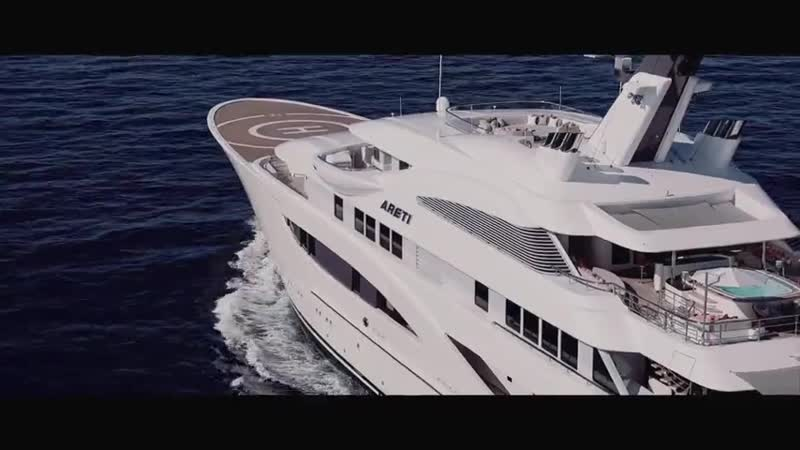 Яхта Areti. Стоимость $200.000.000