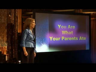 Epigenetic transformation -- you are what your grandparents ate  Pamela Peeke at TEDxLowerEastSide