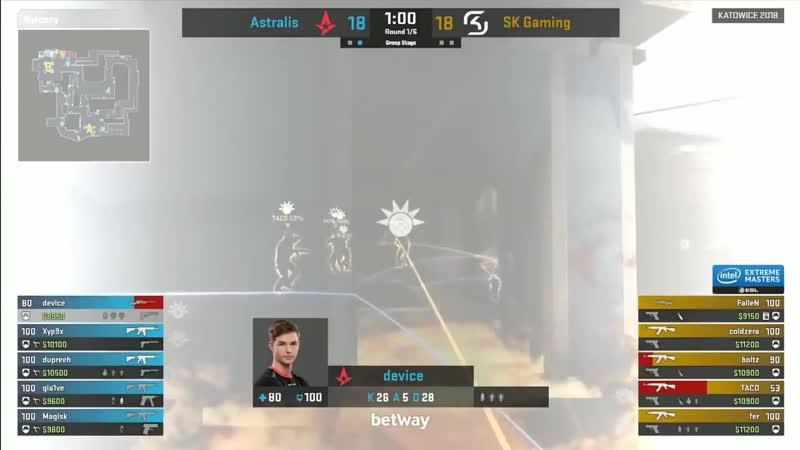 [BEST OF CS GO] CS:GO - Взорвался от своей же гранаты :D Моменты когда про игроки убивали сами себя в кс го