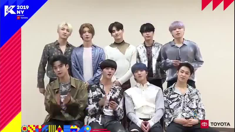 190606 SF9 for KCON NY 2019 @kcon_usa