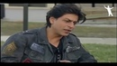 Shah Rukh Khan's Interview With Lida In USA During Kabhi Alvida Naa Kehna Shooting