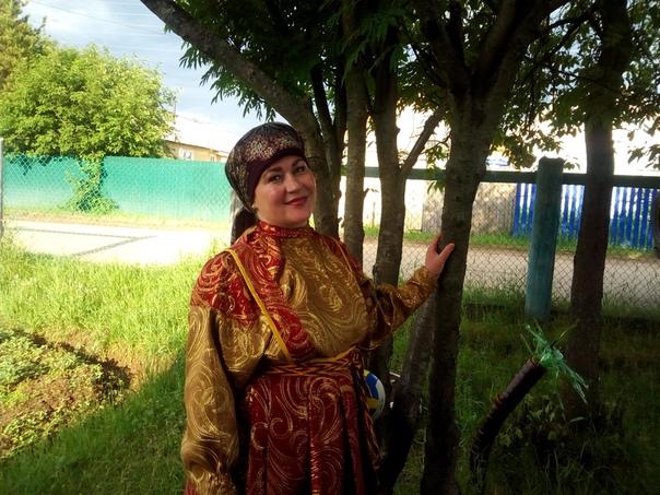 Ольга Чегодаева, Ижма, Россия