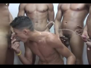Gay golden shower porn