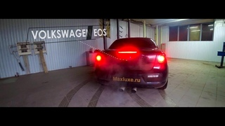 Volkswagen Eos - Комплексный тюнинг оптики  [MaxLuxe]