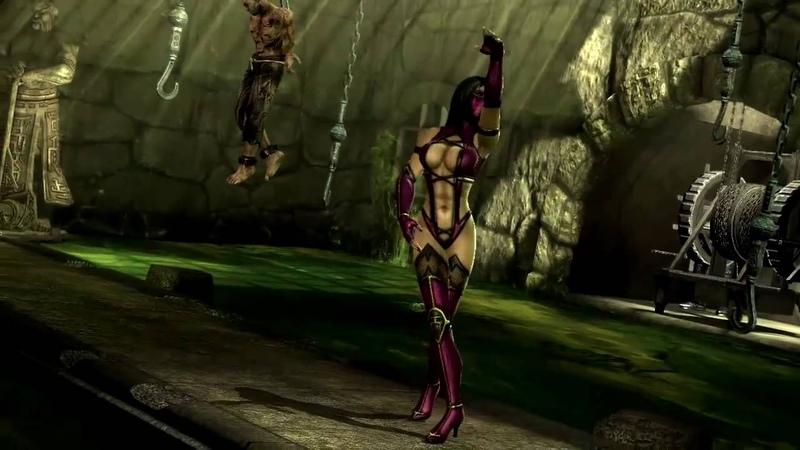 Mileena Vignette Mortal Kombat