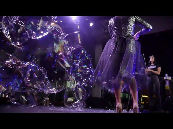 Шоу пузырей Мария Малетина