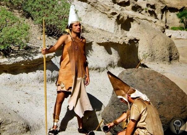 Гуанчи: самый загадочный народ в мире или блондины с туманным прошлым Обнаружены они были на Канарских островах в XV веке европейскими моряками. Поскольку Канары были расположены относительно
