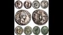 Монеты Древнего Рима Тит Часть 2 Coins of Ancient Rome Titus