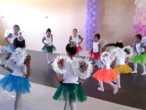 Ballet da Escola Soma - Luma Nolasco - 2 anos