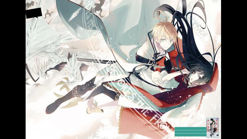 Переродившаяся ведьма предсказывает погибель, Mizuki Sora. Клин обложки. Клинер Lady Sutcliff, команда переводчиков Sirenen Lied