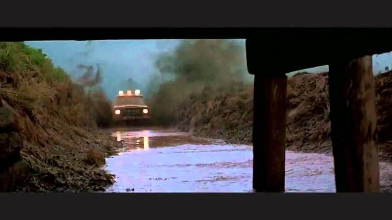 Twister Jan de Bont The First Tornado Scene