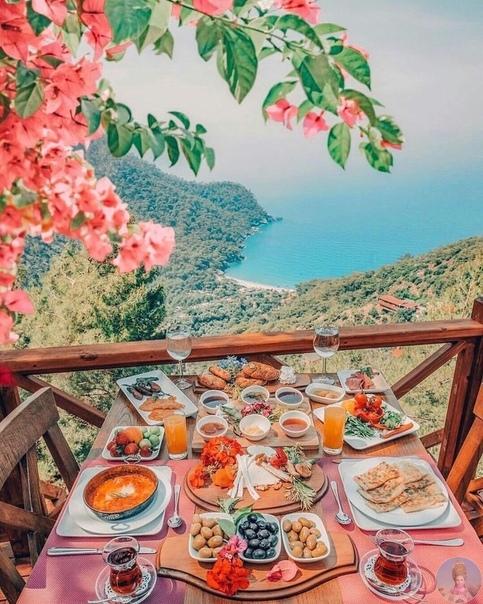 Хочу завтрак в таком месте