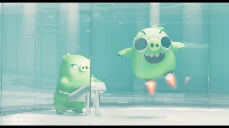 Angry Birds 2 в кино 6