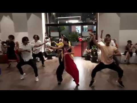 ансамбль Сухишвили танец Индури индийский 31 07 2018