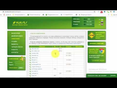 KURSES идеальный инструмент для криптовалютчиков Выгодные курсы прибыльный арбитраж