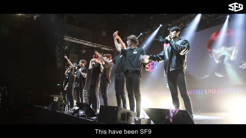 [SF9s Travelog] in Warsaw Preview
