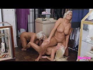 Nikki Delano, Karissa Shannon And Kristina Shannon - Tug O Whore - Porno, Lesbian, Porn, Порно