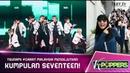 181001 Seventeen 세븐틴 @ Hurr tv Ideal Cut Concert in Malaysia