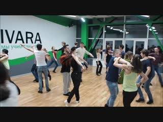 Занятия в Иваре  хастл, WCS, буги, сальса, бачата, танго