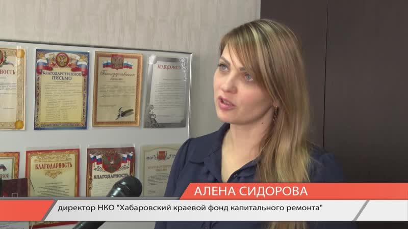 26 12 2018 РЕН ТВ Рекордное количество лифтов восстановлено в Хабаровске