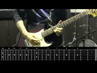 Sasha rock'n'roll guitar lessons jello biafra & the melvins (plethysmograph) видео урок №31 tutorial