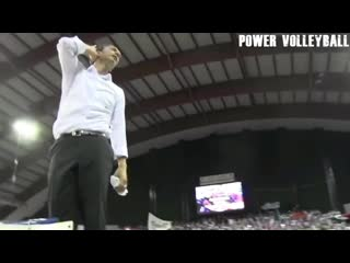 Volleyball green card   respect moments in volleyball (hd)