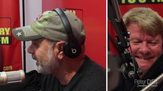 Danny Seraphine former drummer of Chicago with Peter Dills On GO Country 105,  please subscribe