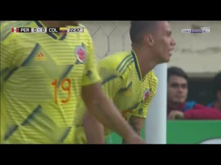 Peru colombia ofs goal