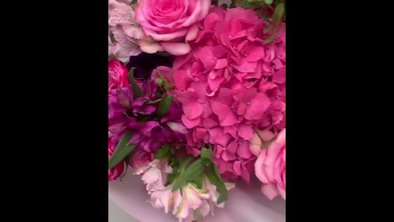 Доброе утро ☕⠀ Пока ты разглядываешь каждый цветочек этого букета, мы пользуемся моментом и хотим узнать у тебя очень важную инф