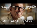The World According to Jeff Goldblum Official Trailer Disney Streaming November 12