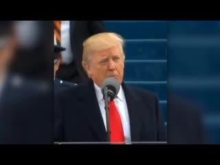 Трамп: Ой не могу у меня прическа такая прикалдесная... Что я хотел вам сказать, дорогие мои? Какой был я счастливый, таким я и