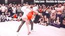 Toby Love - vestida de blanco BACHATA LOVE - Marco y Sara style bachataspain 2019