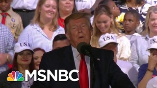 President Donald Trump Cites 'Fake News' As Whipping Up 'Anger And Rage' | Morning Joe | MSNBC