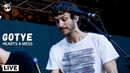 Gotye 'Hearts A Mess' 'Thanks For Your Time' live at triple j's Beat The Drum