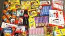A Lot Of Candy 2018 NEW 45 Киндер Сюрпризы Маша и Медведь Черепашки Ниндзя, Очень много конфет!