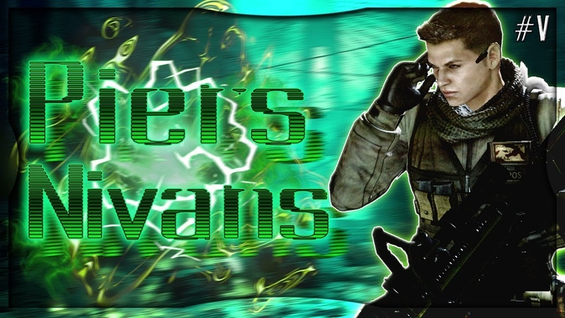 ► Piers Nivans ϟ Resident Evil Character Series 5 | ☣ Courtesy Call ☣