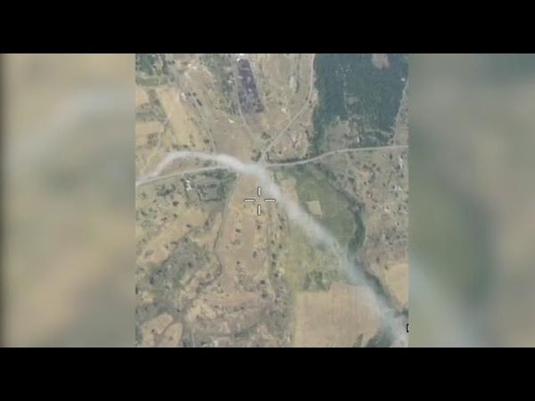 Hərbi pilotlarımızın peşəkarlığı sayəsində düşmən təxribatı uğursuzluqla nəticələnib 13 06 2019