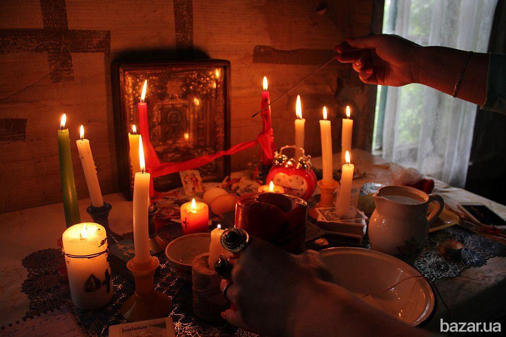 приворот со свечами заливать фото