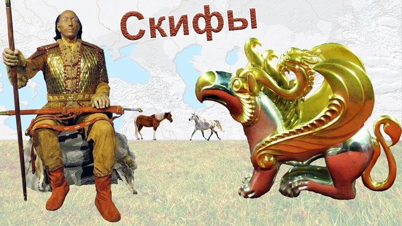 Как скифы и сарматы повлияли на генетический ландшафт евразийской степи