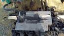 Mercedes vito w638 Снятый силовой агрегат М111 бензин 2.3 АКПП ZF4HP20