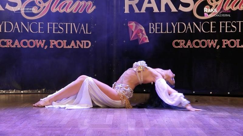 RAKS GLAM 2019 - Loretta - Tabla solo - Gala Show