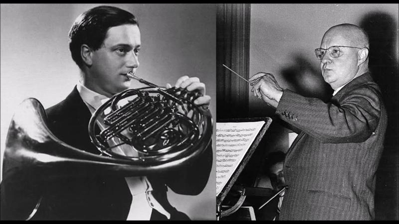 Hindemith Horn Concerto Dennis Brain